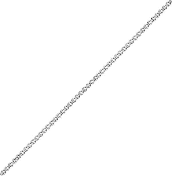 серебряная цепочка 100702540