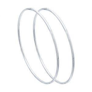 купить маленькие серьги кольца соколов в Алматы
