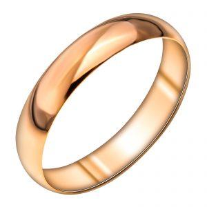 купить серебряное обручальное кольцо с позолотой SOKOLOV в Алматы